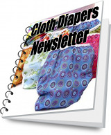 Cloth Diaper Newsletter